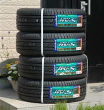 タイヤの第一印象