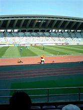 ベガルタ仙台×水戸ホーリーホック サッカーJ2 2009 第11節 宮城スタジアム(宮城県)