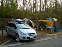 GW山形県内 キャンプ