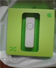 iPodShuffleをGET!