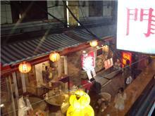 中華街で夕食を