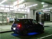 夜の羽田空港BIGBIRD