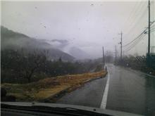 デミオの車窓から・・・(携帯カメラ編)