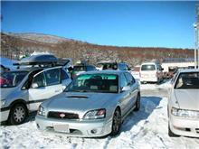 3月4日の雪山