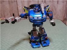 トランスフォーマー☆IMPREZA WRC 2004