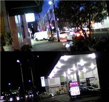 行列 例の正直なガソリンスタンドは、今日も満員です!!