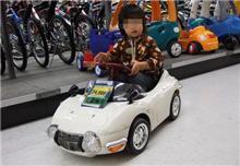 トヨタ2000GTに試乗!?