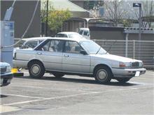今日洗車場で見かけた珍車