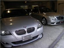E61とW220