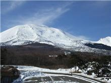 軽井沢は寒かった。