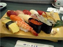 昼からお寿司♪