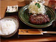 味噌カツ御膳(かつ蔵)