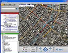 インターナビフローティング情報&GoogleEarth