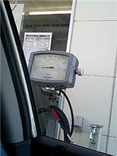 空気圧チェック。。