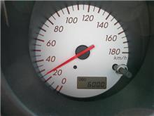 6000kmで~す