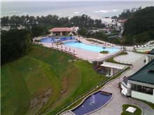 沖縄地方は風雨