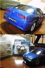 アルファ156GTA新車購入!