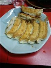 宇都宮餃子食べた。