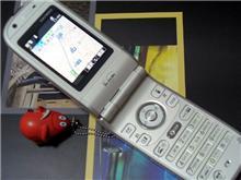 うちの携帯(-_-;)GPS