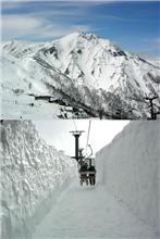 春スキー@谷川岳。