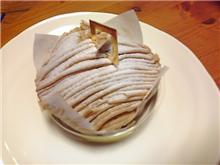 『メランジュのケーキ』