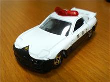 【ミニカー】RX-7パトカー