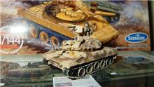 M551空挺戦車シェリダン(バスケットなし)・NATO砂漠迷彩