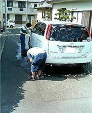 ☆久しぶりに洗車☆