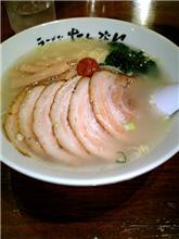藻塩チャーシュー麺