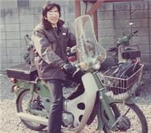 私のバイクの原点