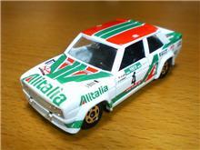 【ミニカー】FIAT 131 ABARTH RALLY