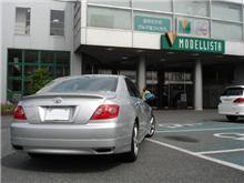モデリスタ東京へ行ってみました(*^_^*)