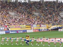 ベガルタ仙台×湘南ベルマーレ サッカーJ2 2006 第14節 ユアテックスタジアム仙台(宮城県)