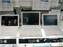 お触りしてきました(*^_^*)「MacBook。」