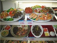 韓国の食事パワー