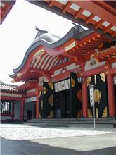 沖縄の神社参拝(2)