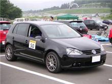 Volkswagen Racing Circuit Trial第2戦