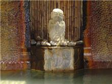 湯船に降りた天使