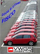 VW G5 オーナーズクラブ FISCOオフ!