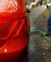 はじめての洗車
