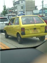 街で見かけた昭和な車達5(550軽)