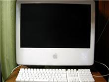 やっと修理完了のiMac G5!