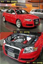 次期M3の好敵手か Audi RS4