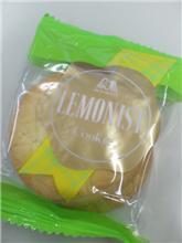 本日のスイーツ 「森永 LEMONIST Cookie」