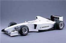 記憶に残る名車「ホンダ RA099」
