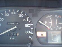 CR-Xのガソリンタンクの限界に挑戦中