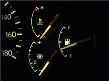 やる気をなくした燃料メーターを交換