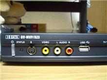 TVチューナー&MPEG Encoder