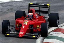 記憶に残る名車「フェラーリ 641/2」