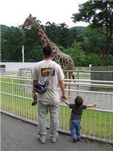 円山動物園に行きました。